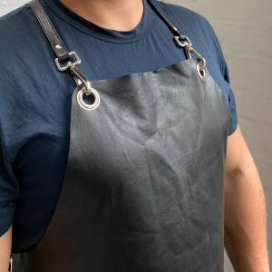 Sustainable Leather Apron